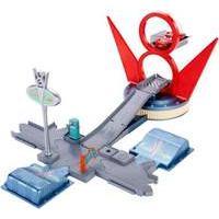 Disney Pixar Cars - Radiator Springs Flo\'s V8 Playset