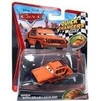 Disney Pixar Cars 2 Quick Changers Race: Grem