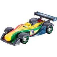Disney Pixar Cars - Carbon Fiber Racers - Rip Clutchgoneski (dhm86)