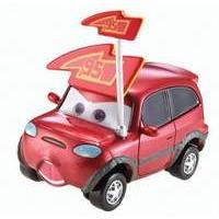 Disney Pixar Cars 2 - Timothy Twostroke