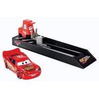 Disney Pixar Cars Pit Crew Launchers - Lighting Mcqueen