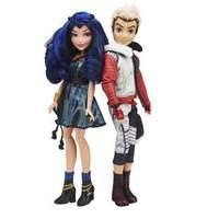 Disney Descendants Two Pack Evie and Carlos