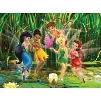 disney fairies 50 piece jigsaw puzzle 5+years