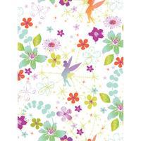 Disney Fairies Tinkerbell Retro Wallpaper 10m