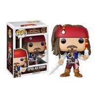 Disney Pirates of the Caribbean Jack Sparrow Pop! Vinyl Figure