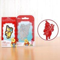 Disney Winnie the Pooh Shine Bright Limited Edition Die with Paper Pad 407492
