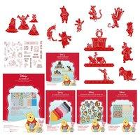 Disney Winnie the Pooh Christmas Complete Collection 407489