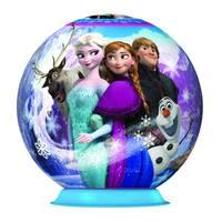 Disney Frozen 3D Puzzleball - 72 Piece Puzzle