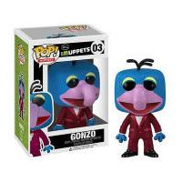 Disney Muppets Most Wanted Gonzo Pop! Vinyl Figure