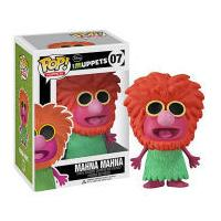 Disney Muppets Most Wanted Mahna Mahna Pop! Vinyl Figure