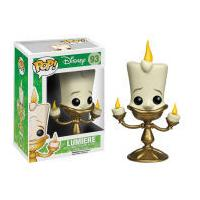 Disneys Beauty and the Beast Lumiere Pop! Vinyl Figure