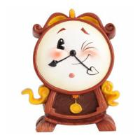 Disney Beauty and the Beast Cogsworth Statue