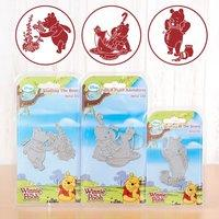 Disney Winnie The Pooh Bursting at the Seams, Pooh and Piglet Adventures and Smelling the Roses Dies 406138