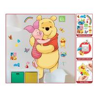 Disney Winnie The Pooh Large Character Room Sticker