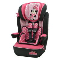 Disney Minnie Mouse I-Max SP Group 1-2-3 Car Seat
