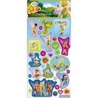 Disney - Fairies 2 - Foil Sticker Pack - Sticker Style