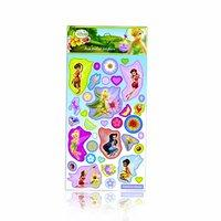 Disney Fairies - Small Foil Sticker Pack - Sticker Style