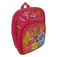 Disney Princess Arch Children\'s Backpack, 31 Cm, 9 Liters, Pink