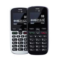 Doro 5030 Easy To Use Mobile Phone, Pearlescent White