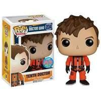 Doctor Who Tenth Doctor in Spacesuit NYCC Exclusive