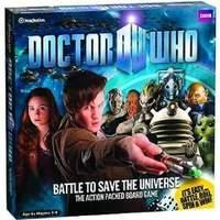 Doctor Who - Save the Universe