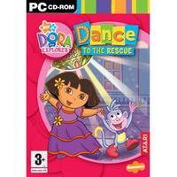 Dora The Explorer Dance to the Rescue (PC CD-ROM)
