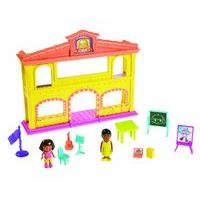 Dora The Explorer Playtime Together Schoolhouse