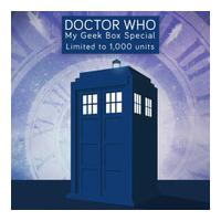 Doctor Who Collector\'s Box - Limited to 1, 000 Units