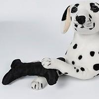 Dog Toy Pet Toys Chew Toy Plush Toy Squeaking Toy Squeak / Squeaking Durable Dog Sponge