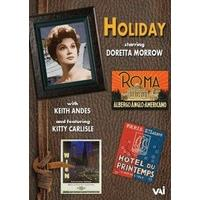Doretta Morrow - Holiday - TV Musical [DVD] [1956]