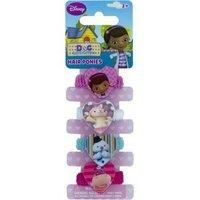 Doc Mcstuffins Pack Of 4 Hair Ponies