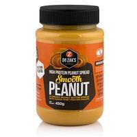 Dr Zak\'s Peanut Butter Original Smooth