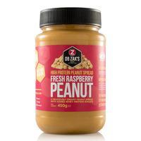 Dr Zak\'s Peanut Butter