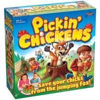 Drumond Park Pickin Chickens Game