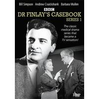 Dr Finlay\'s Casebook: The Complete BBC Series 1 [DVD] [1962]