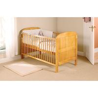 East Coast Angelina Cot Bed in Antique Pine
