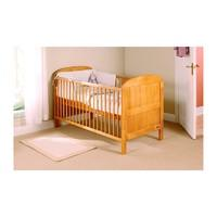 East Coast Angelina Cot Bed-Antique