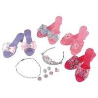Early Learning Centre - Dress Up Shoes and Jewellery Set