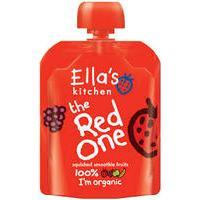 Ella\'s Kit Smoothie Fruit Red One - 90g