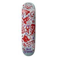 Element Brainstorm Skateboard Deck - Garcia 8.25\