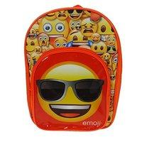 Emojis Arch Children\'s Backpack, 32 Cm, 9 Liters, Red