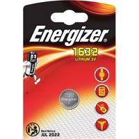 Energizer E300164000 CR1632 Lithium Coin Cell