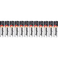 Energizer E300112600 Size AA Alkaline Battery (Pack of 12)