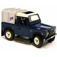 ERTL Land Rover Big Farm