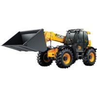 ERTL Big Farm JCB 550-80