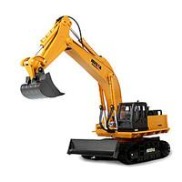 Excavator RC Car 2.4G Ready-To-Go Remote Control Car Remote Controller/Transmitter Battery Charger Battery For Car