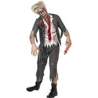 Fancy Dress - High School Horror School Boy Costume