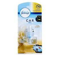 Febreze Car Air Freshener Refill Vanilla Bouquet 7ml