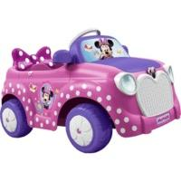 Feber Disney Minnie Bowtique Car 6v