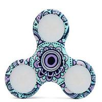 Fidget Spinner Hand Spinner Spinning Top Toys Toys Tri-Spinner Two Spinner Ring Spinner Gear Spinner Cartoon Toys Plastics EDCFocus Toy